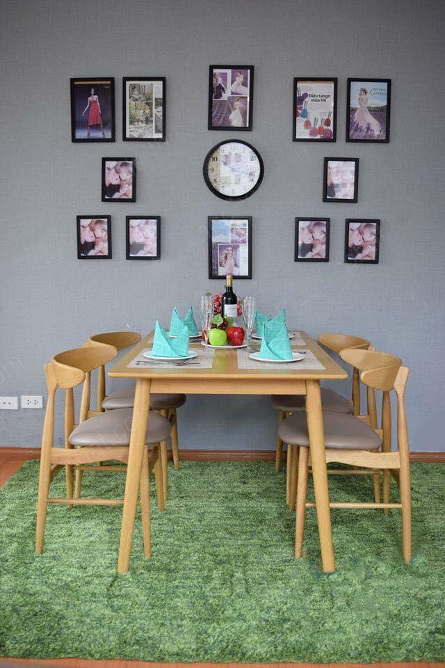bàn ăn 4 ghế lula đẹp giá rẻ