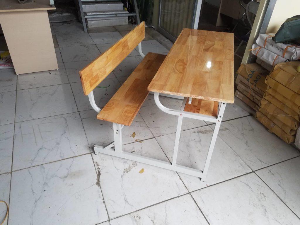 bàn liền ghế học sinh thanh lý
