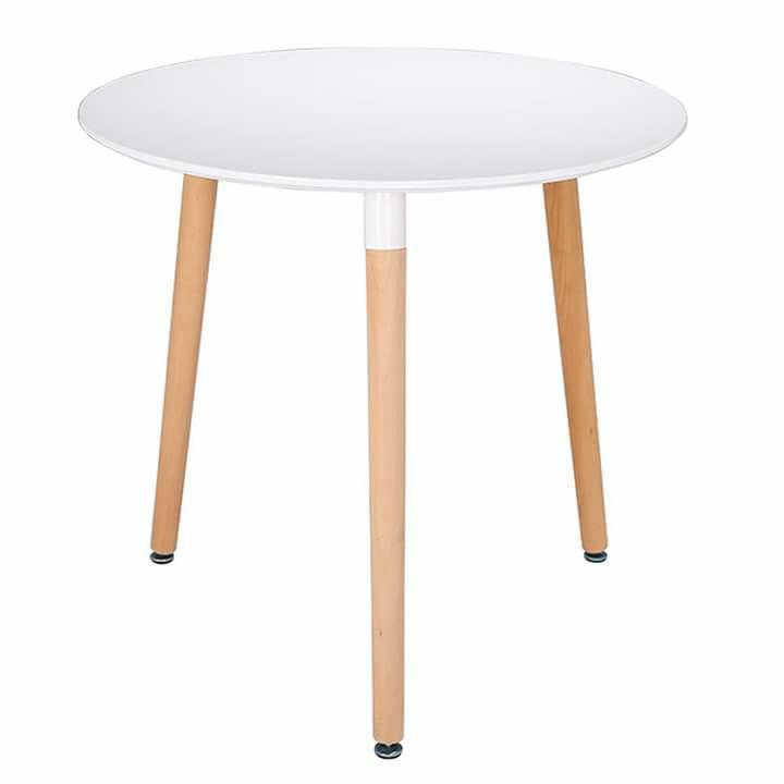 bàn cafe tròn ba chân giá rẻ