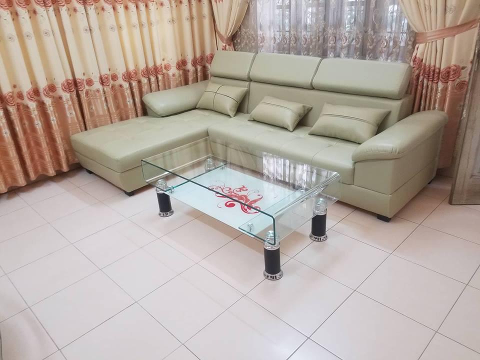 ghế sofa màu da bò cao cấp giá rẻ