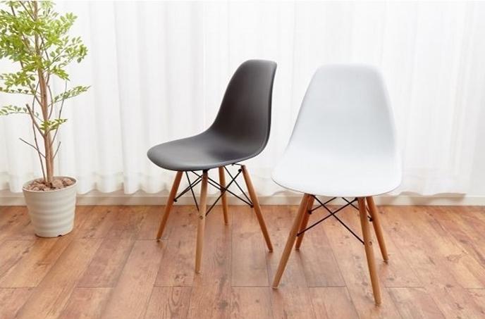 ghế cafe nhựa chân gỗ giá rẻ