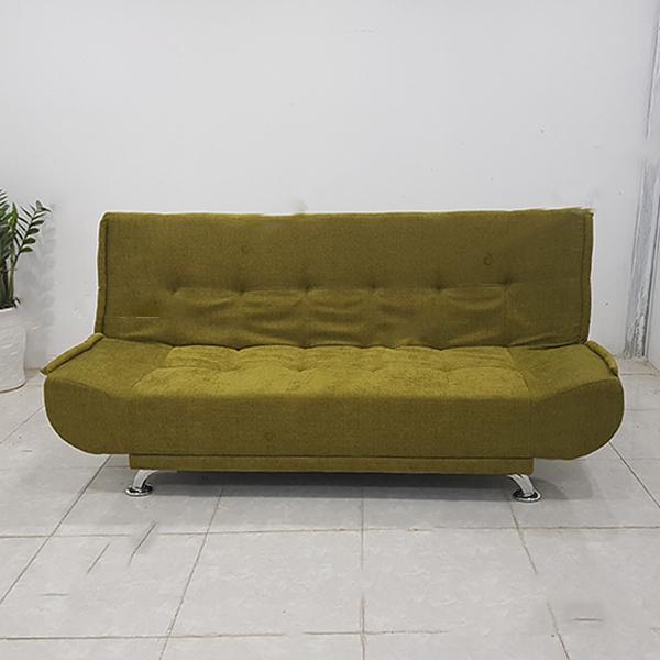 ghế sofa giường màu vàng thanh lý